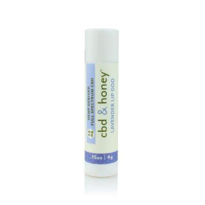 CBD Lip Balm <br/> Lavender