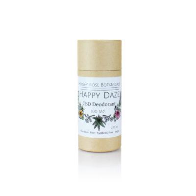 CBD Deodorant <br/> Happy Daze (Baking Soda Free)