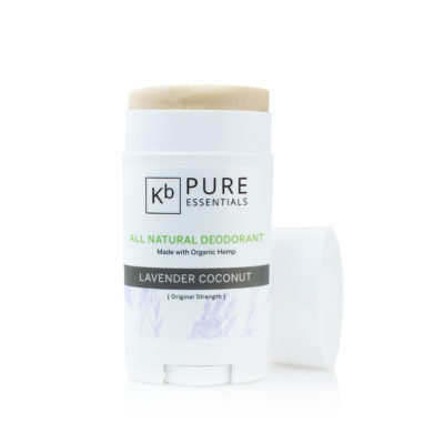 CBD Deodorant <br/> Lavender Coconut